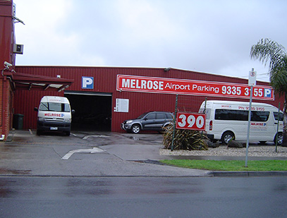 Melbourne Airport Parking photo of Melrose Airport Parking